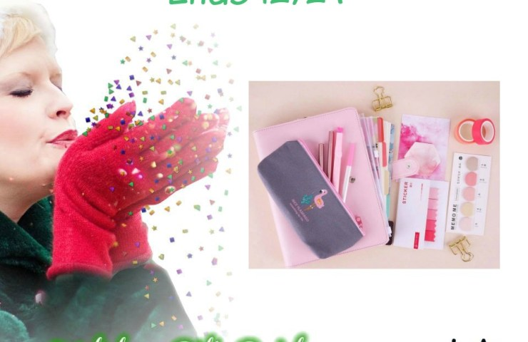 Stationary Exstravaganza Giveaway By In Your Case Giveaway