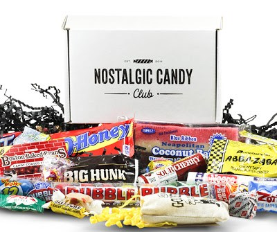 Nostalgic Candy Club 3 Month Giveaway