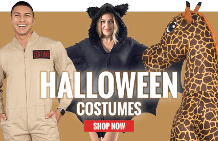 Do You have your Halloween Costumes?