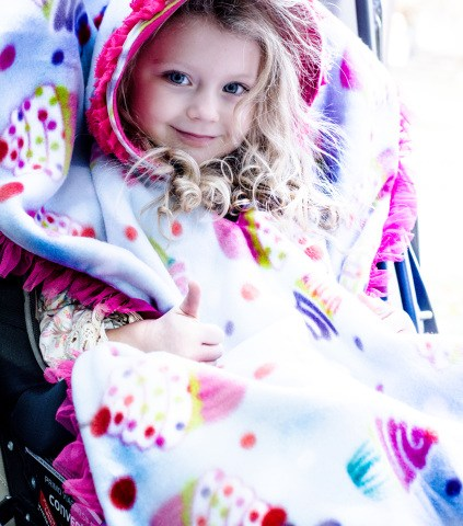 Car Seat Ponchos for Safe Winter Rides!