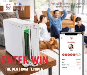 TechDen Giveaway