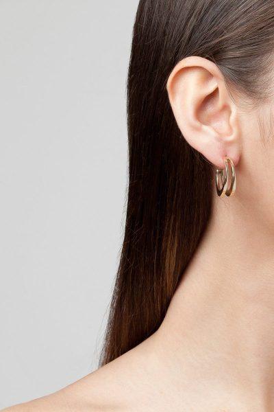 Beautiful Hoop Earrings and Spring Jewelry