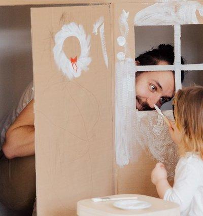 Making a New Playroom