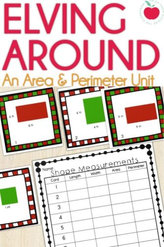 Elving Around: An Area and Perimeter Unit