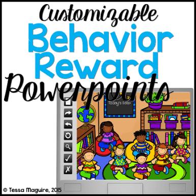 Behavior Incentive Powerpoints