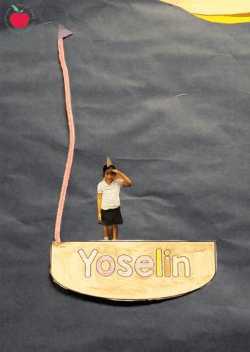 Personalized sailboats