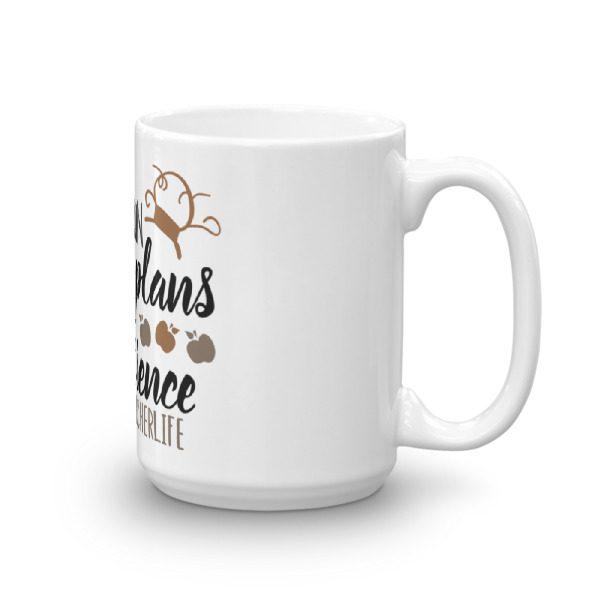 #teacherlife mug