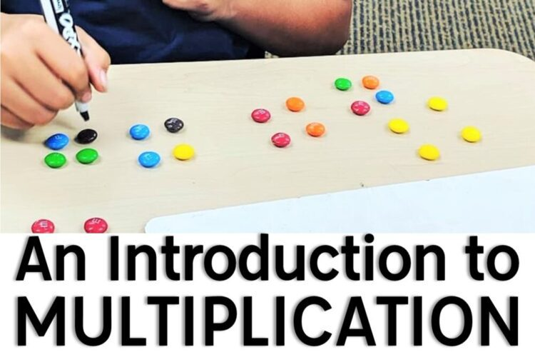 An introduction to multiplication