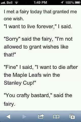 Toronto Maple Leafs 8