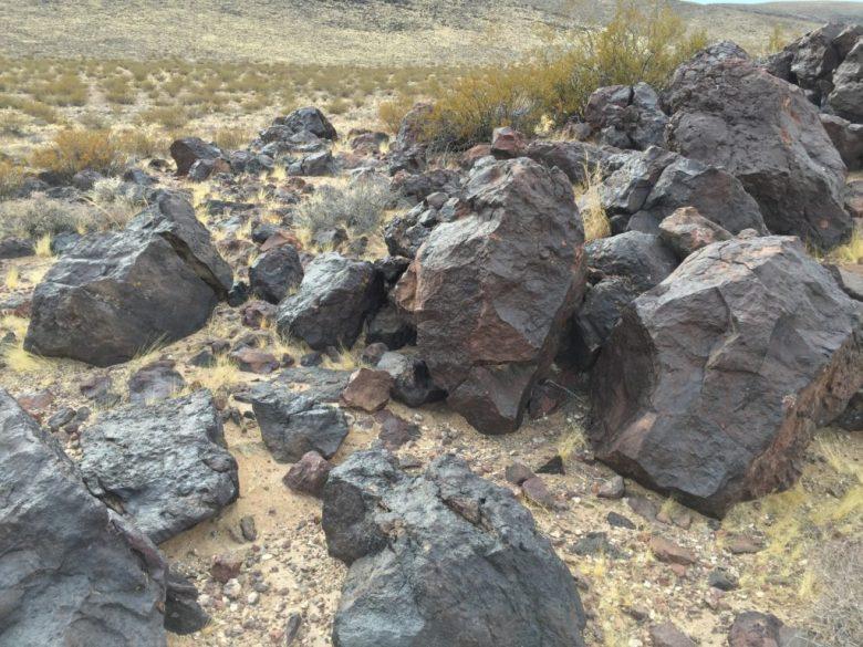 Hidden Valley, Sloan, Nevada, Jean