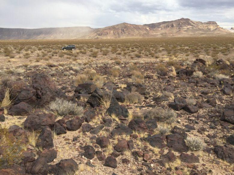 Hidden Valley, Sloan, Nevada, Jean, Xterra