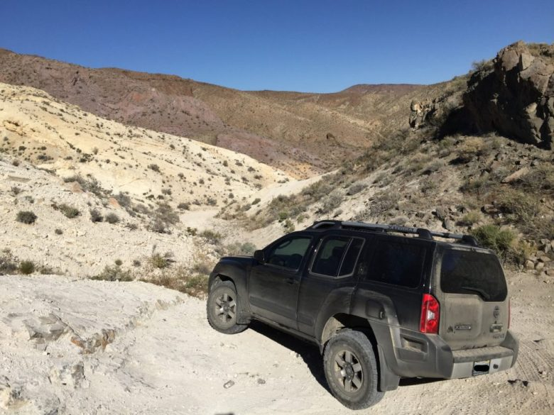 Barker Ranch, Manson, Manson Family, Charles Manson, Death Valley, Death Valley National Park, California, Xterra