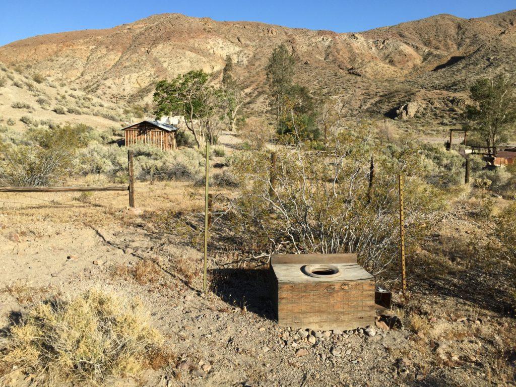 Barker Ranch, Manson, Death Valley, Death Valley National Park, California