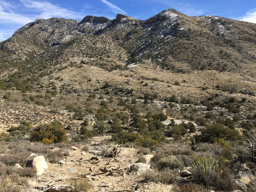 Cottonwood Valley, Nevada, Agave Roasting Pits, Mines, Old Spanish Trail, Xterra