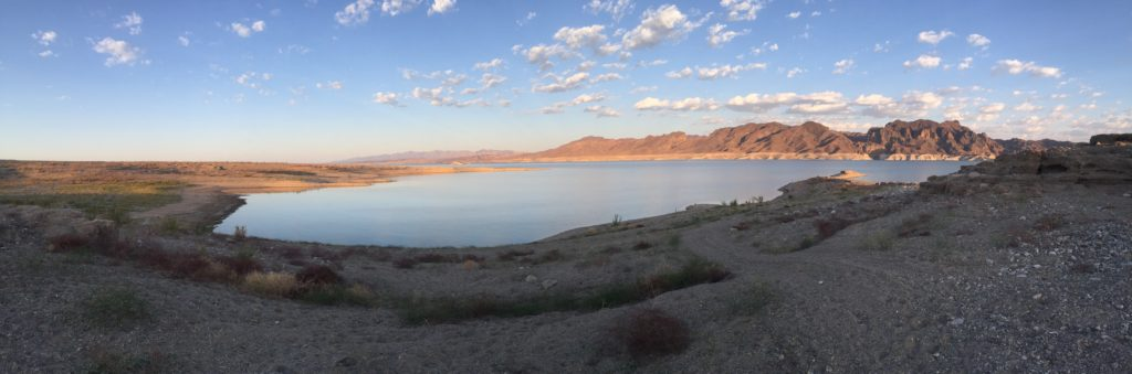 Lake Mead, Nevada, Gold Butte