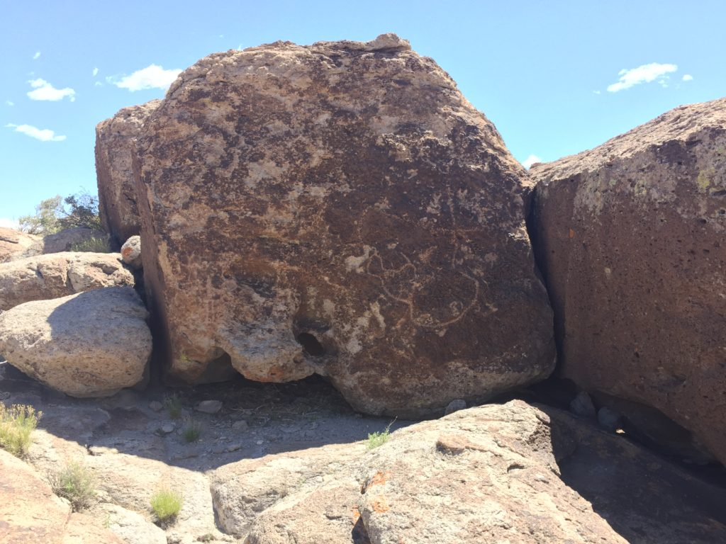 Crystal Wash, Petroglyphs, Rock Art, Nevada, Lincoln  County, Pahranagat Valley, Great Basin, Desert