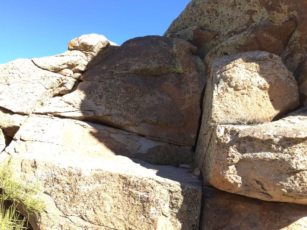 Shaman Knob, Pahranagat Valley, Lincoln Valley, Nevada, Rock Art, Petroglyphs, Pahranagat Man
