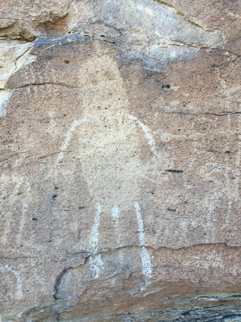 Shaman Knob, Mt Irish Archeological District, Pahranagat Valley, Petroglyphs, Nevada, Lincoln County, Rock Art