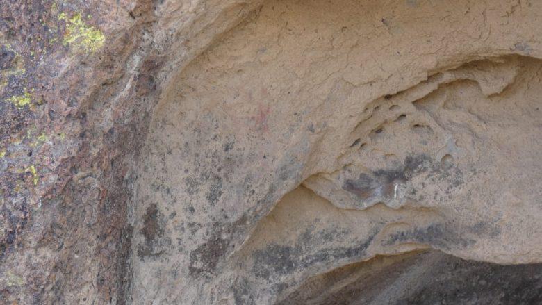 Counsel Rocks, Mojave, Mojave National Preserve, California, Rock Art, Petroglyphs, Pictographs