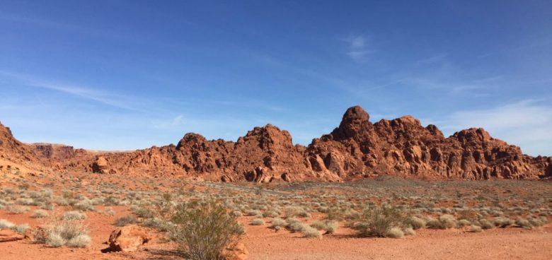 Lone Rock, Nevada, Valley of Fire, Moapa Valley, Petroglyphs, Rock Art