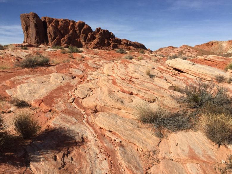 Fire Wave, Valley of Fire, Nevada, Moapa Valley