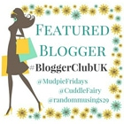 Blogger Club UK Linky