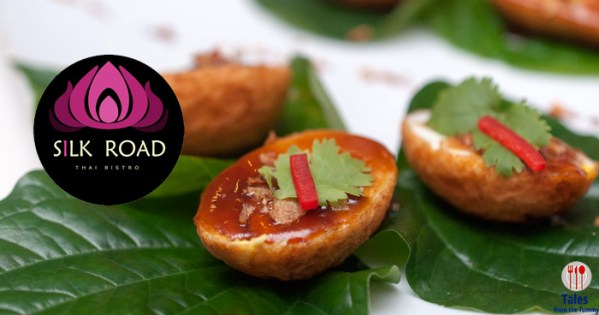Elevated Thai Dining at Silk Road in BGC