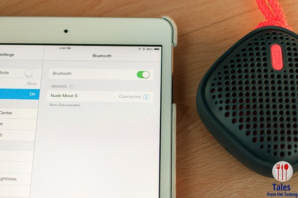 Nude Audio Move S Portable Speaker Review