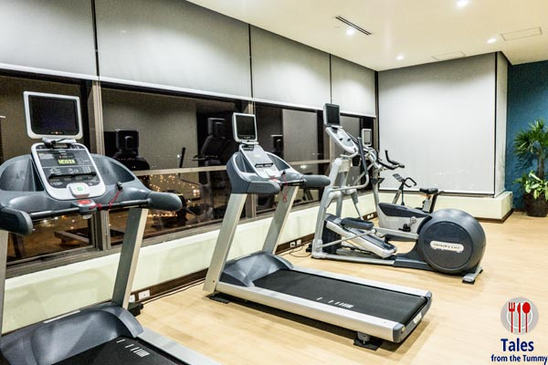 Bellevue Manila Signature Club Lounge Fitness Center 02