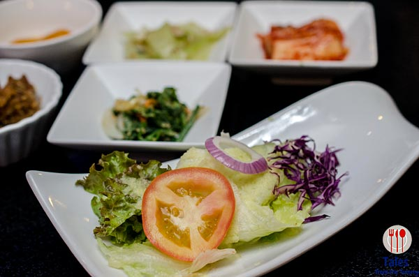 Lee Hak Korean Restaurant Banchan 02