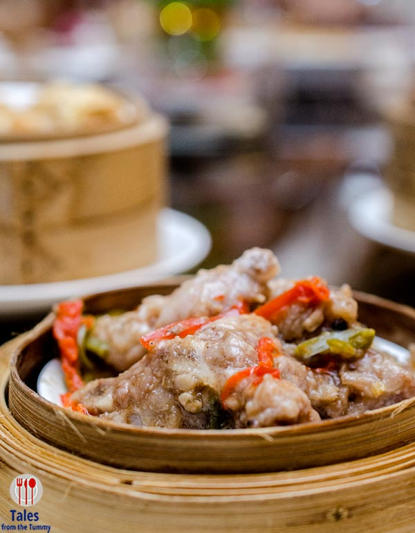 Phoenix Court Dimsum Spareribs with taosi