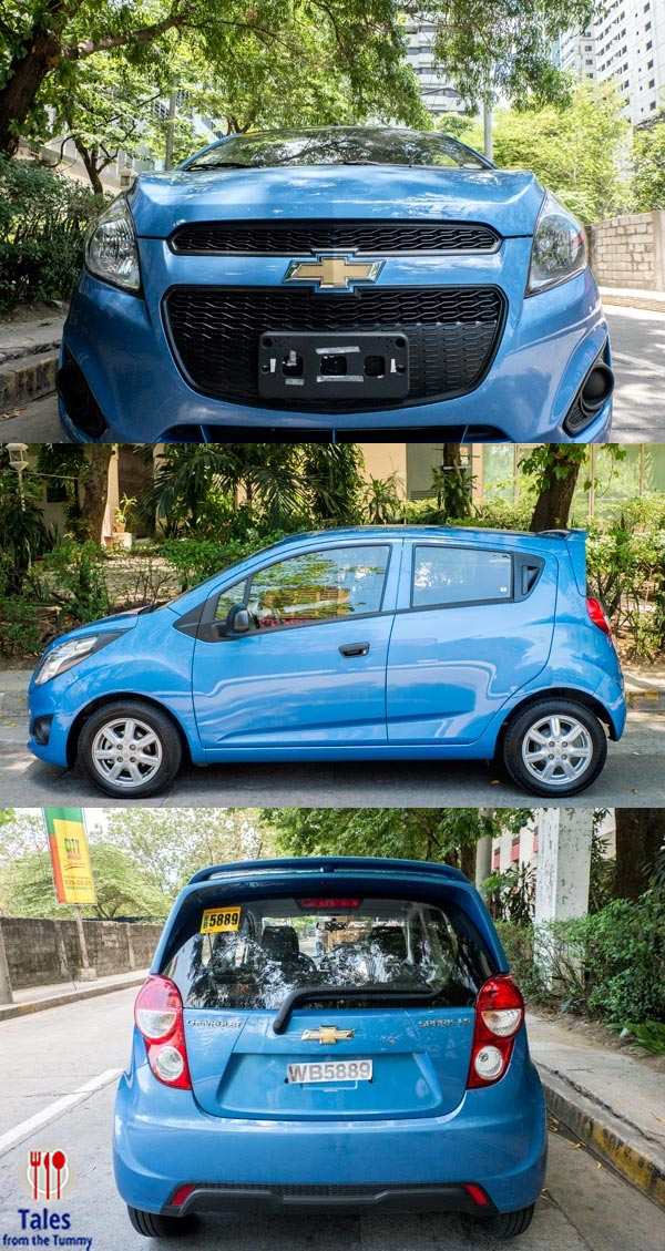 Chevy Spark AT 1.0