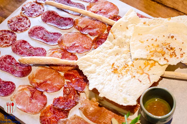 The Black Pig Alabang Charcuterie Board