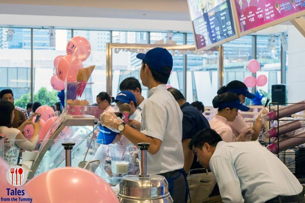 Baskin Robbins Philippines BGC Central Square 01