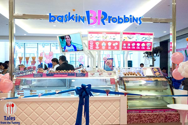 Baskin Robbins Philippines BGC Central Square