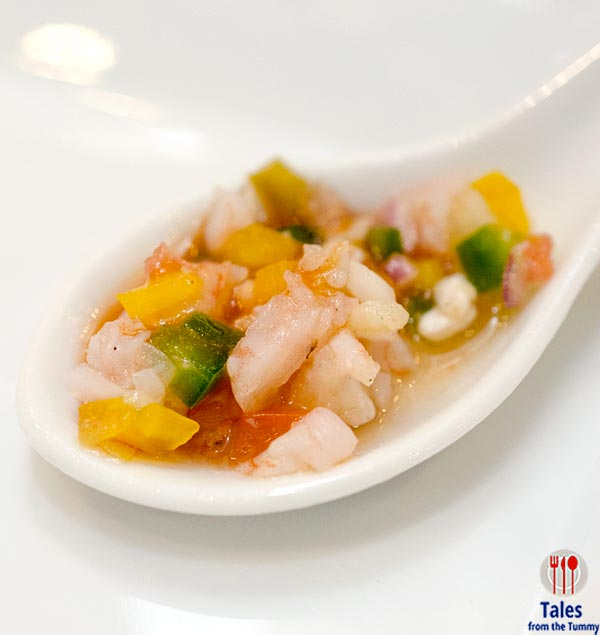 Jet 7 Bistro and Steakhouse Ceviche