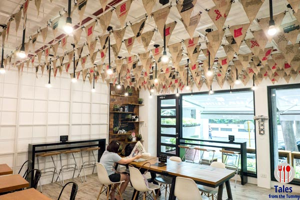 Local Edition Coffee and Tea  Makati Interior 02