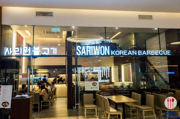 Sariwon Korean Barbecue Promenade Greenhills