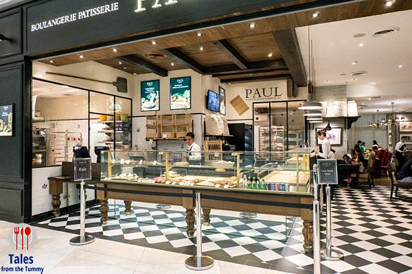 Paul Patisserie and Boulangerie SM Aura 02