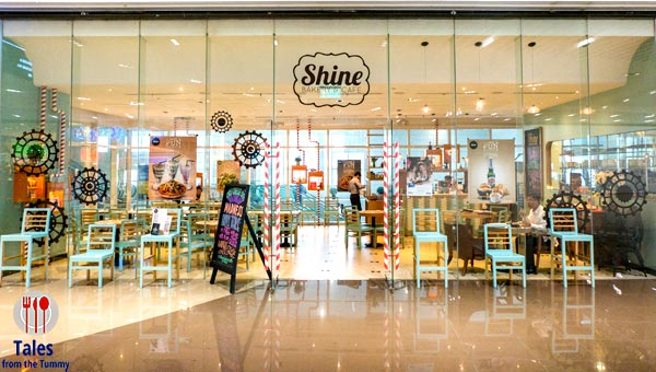 Shine Bakery and Cafe SM Aura Mall