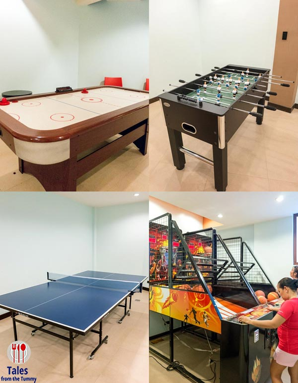 Bellevue Resort Bohol Philippines Game Room