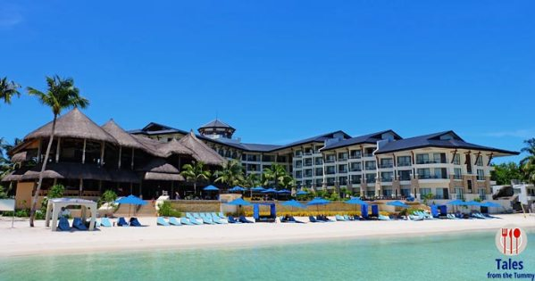 Sun, Sea and Sand at The Bellevue Resort Bohol