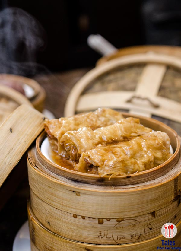 King Chef Dimsum Kitchen Bean Curd Roll