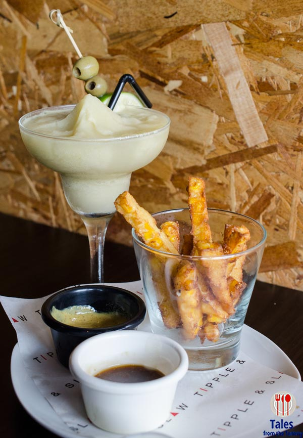 Tipple and Slaw Forum BGC Corn Fries