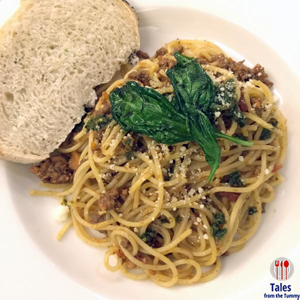 Gourmet Gypsy Art Cafe Roces Quezon City Bolognese Done Right