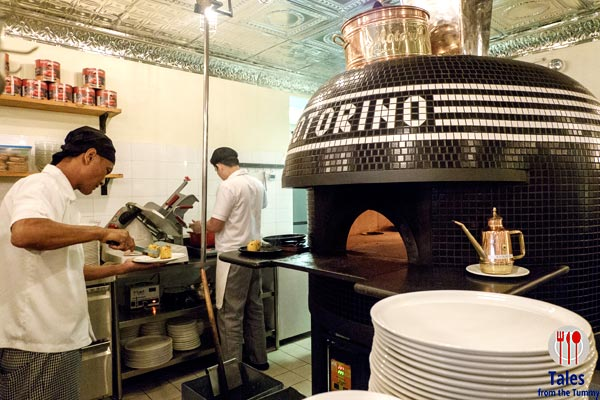 Motorino Pizza Makati Wood Fired Oven