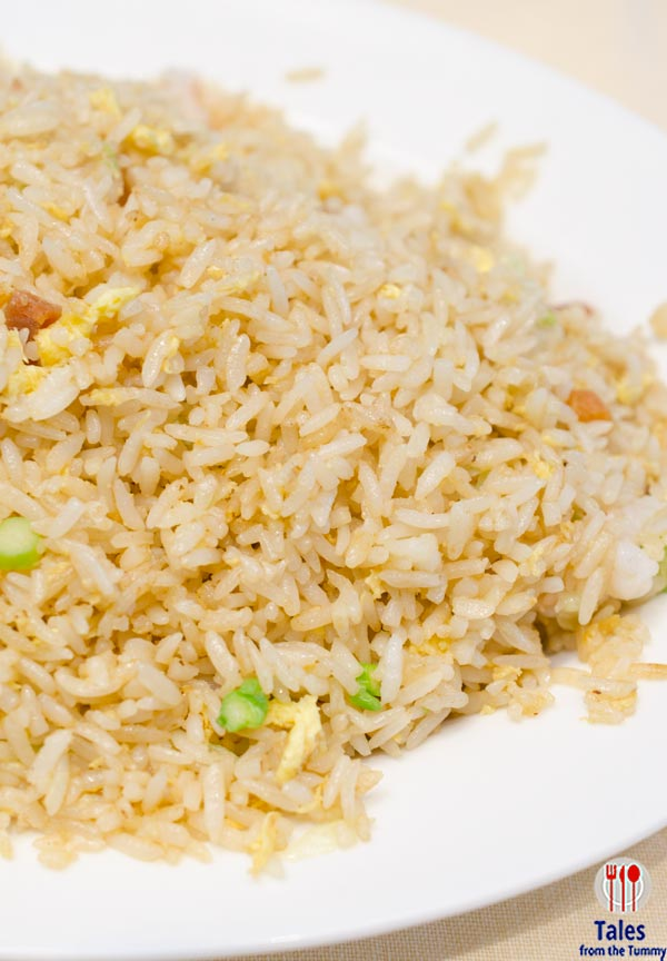 Lung Hin Marco Polo Ortigas Yang Chow Fried Rice