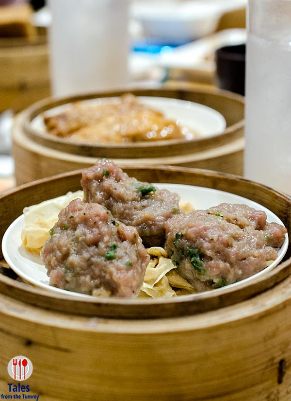 Tim Ho Wan Manila SM Fashion Hall Beef Ball with Beancurd Skin