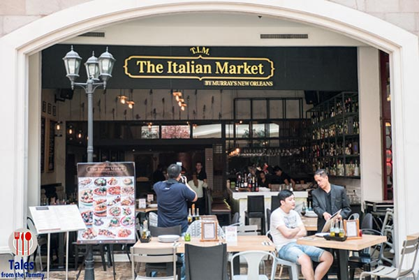The Italian Market Resorts World
