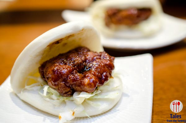 Ippudo Philippines Fried Chicken Bun